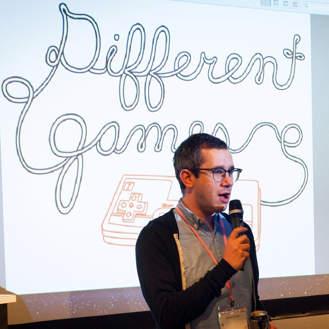 Simon at Different Games 2015
