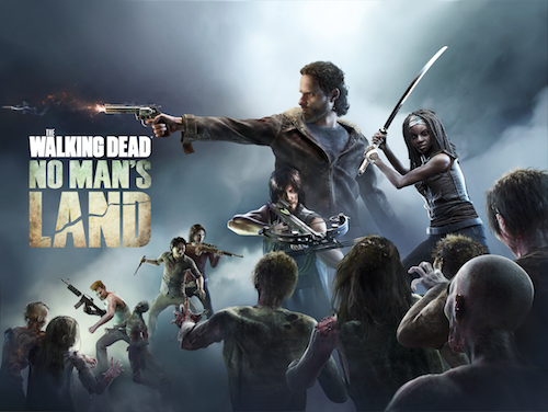 The Walking Dead, No Man's Land